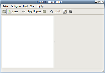 Fönstret för Revelation