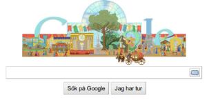 google uppmärksammar världsutställningen