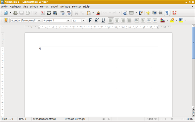 LibreOffice 4 Writer