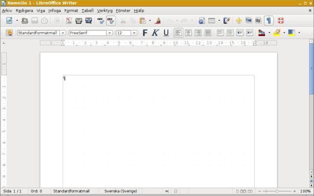 LibreOffice 4 Writer
